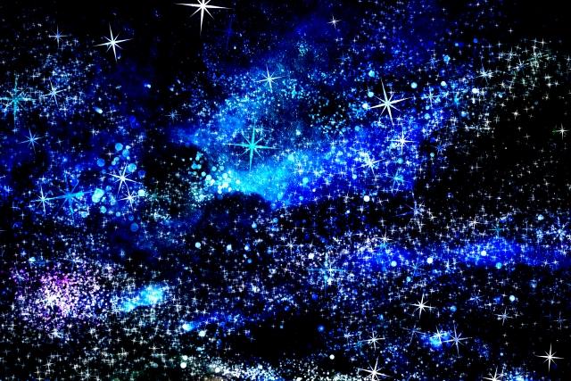星のきらめき